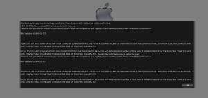 mac scam